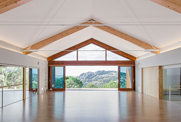 Yoga Studio in Pi Blau, Spain