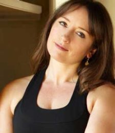 Yoga teacher Emma Henry