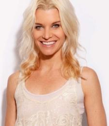 Yoga teacher Julie Montagu