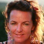 Yoga teacher Liz Lark