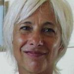 Yoga teacher Zoe Knott