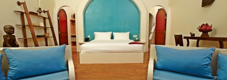 Accommodation Siem Reap